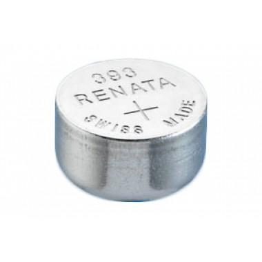Renata 393/SR754/193/AG5 1.55V srebro oksid baterija