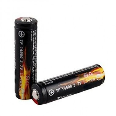 Trustfire TF14500 3.7V 900mAh Li-ion punjiva baterija