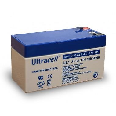 Ultracell UL1.3-12 12V 1.3Ah SLA stacionarni akumulator
