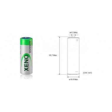 Xeno XL-100F STD A 3.6V 3.4Ah industrijska litijumska baterija