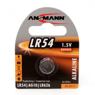 Ansmann LR54/389/390/1130/189/AG10 1.5V alkalna baterija