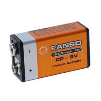 Fanso CP9V 9V 1200mAh litijumska baterija