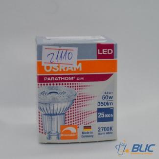 Osram PARATHOM GLASS ADV 165036 GU10 4,6W/827 230V LED sijalica