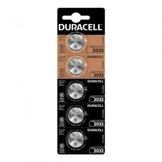 Duracell CR2032 1/5 3V litijumska baterija