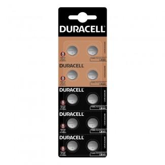 Duracell LR44 1/10 1.5V alkalna baterija