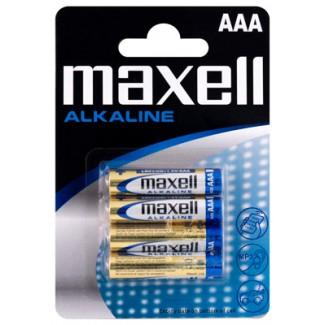 Maxell LR03 1/4 1.5V alkalna baterija