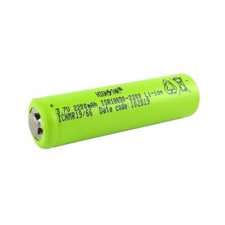 High-Star ISR18650 3.7V 2200mAh Li-ion punjiva baterija