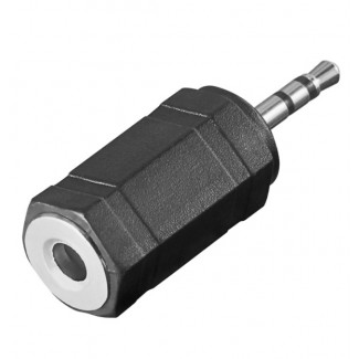 Adapter AC5 2.5mmst.utikač-3.5mm st.utičnica