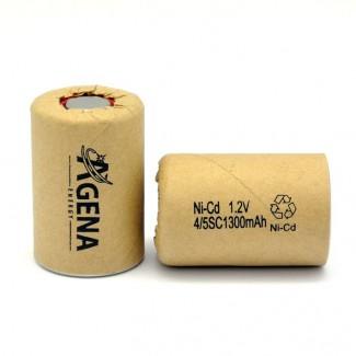 Agena Energy 4/5SC 1.2V 1300mAh Ni-Cd industrijska punjiva baterija