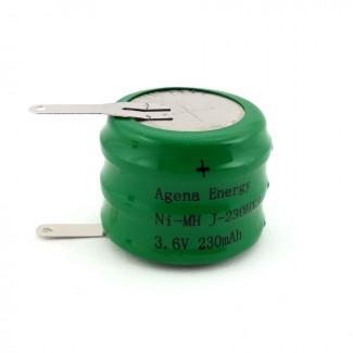 Agena Energy J-230Hx3 3.6V 230mAh Ni-MH baterijsko pakovanje