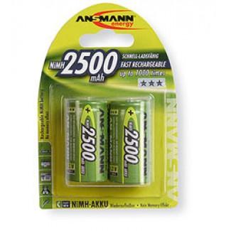 Ansmann maxE C 1.2V 2500mAh Ni-MH punjiva baterija