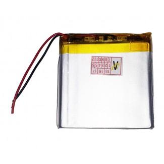 Baterija 3.7V 1000mAh 385050-PCM Li-ion polymer