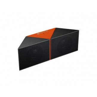 Canyon CNS-CBTSP4BO sivo/narandzast transformer portable bluetooth zvučnik