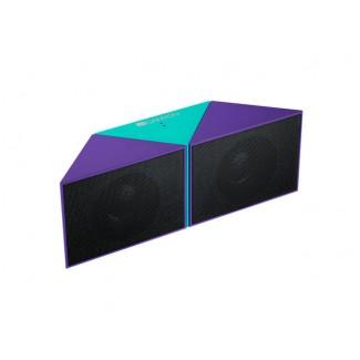 Canyon CNS-CBTSP4GBL plavo/ljubičasti transformer portable bluetooth zvučnik
