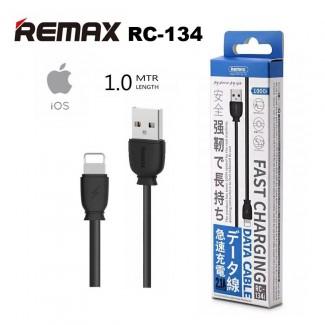 REMAX RC-134I USB DATA CABLE ZA IPHONE (2.1A) CRNI1M