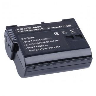 Digi Power Nikon EN-EL15 7.4V 1800mAh Li-ion baterija