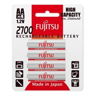 Fujitsu AA HR-3UAEU (4B) 1.2V 2700mAh Ni-MH punjiva baterija