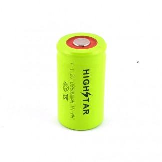 High-Star D 1.2V 8500mAh Ni-MH industrijska punjiva baterija