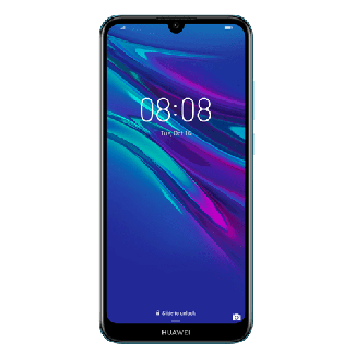 Huawei Y6 2019 Dual Sim safir plavi mobilni telefon