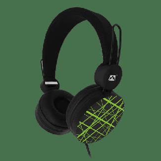 Jetion JT-DEP083 zeleno-crne slušalice