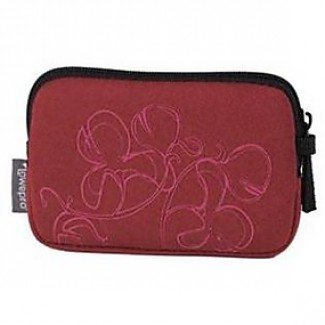 LowePro Melbourne 10 true red flower futrola manja