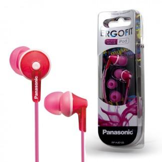 Panasonic RP-HJE125E-P Pink slušalice bubice