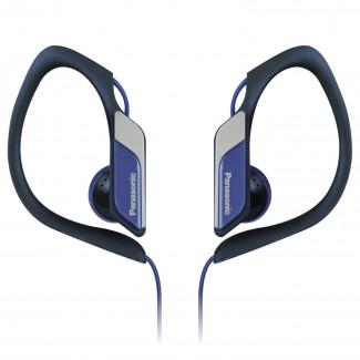 Panasonic RP-HS34E-A plave vodootporne sportske slušalice bubice