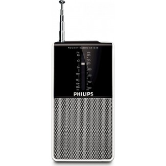 Philips AE1530/00 Portable AM/FM radio