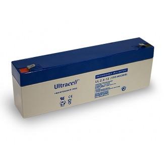 Ultracell UL2.4-12 12V 2.4Ah SLA stacionarni akumulator