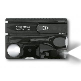 Victorinox 07333.T3 SWISSCARD Lite crna