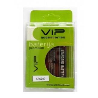 Vip Samsung S5670 (Galaxy Fit) 3.7V baterija za mobilni telefon
