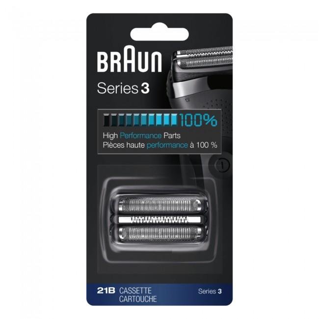 Braun 21B (Series 3) kaseta