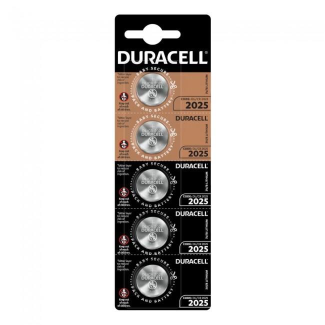 Duracell CR2025 1/5 3V litijumska baterija