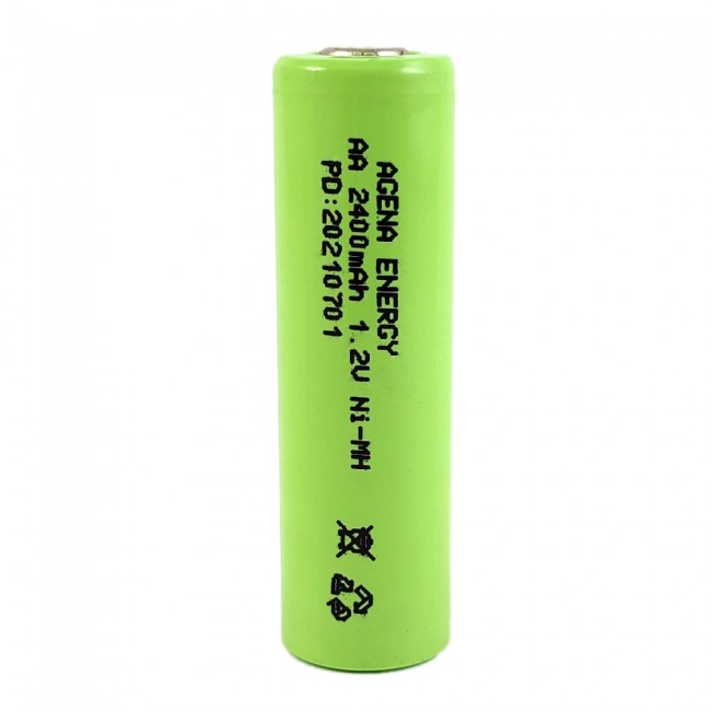 Agena Energy AA 1.2V 2400mAh Ni-MH industrijska punjiva baterija