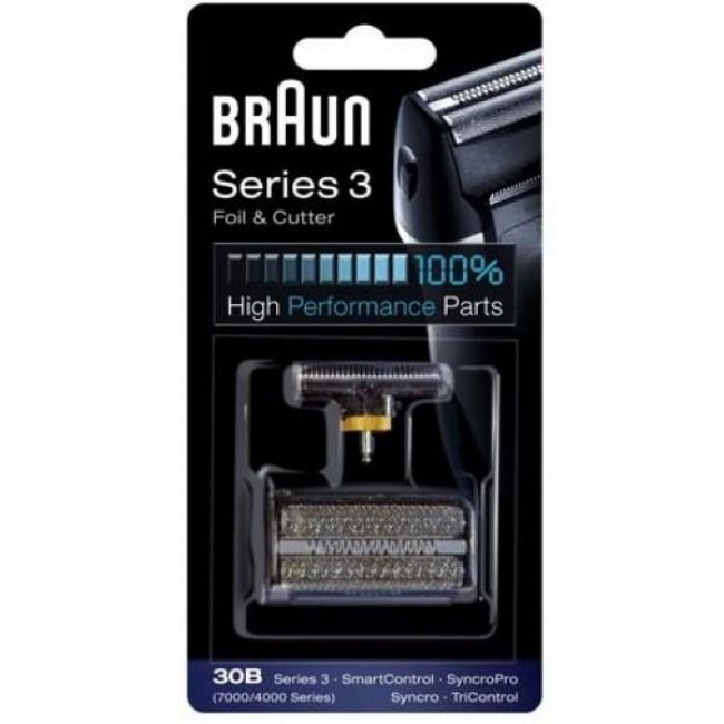 Braun Combipack 30S/30B (7000/4000 series) mrežica+nožić