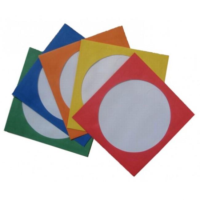 CD koverta u boji