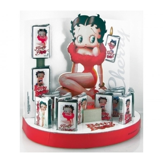 Champ 40401811 DL-12 Betty Boop upaljač