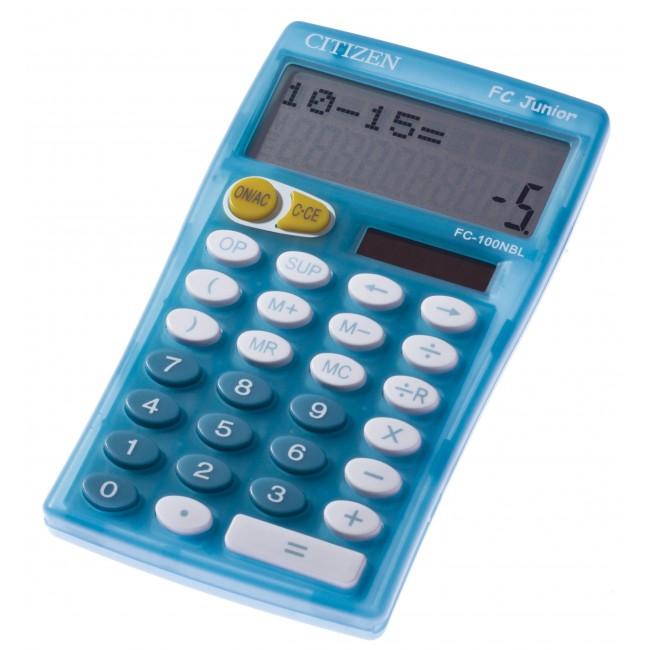 Citizen FC-100BL Junior školski kalkulator