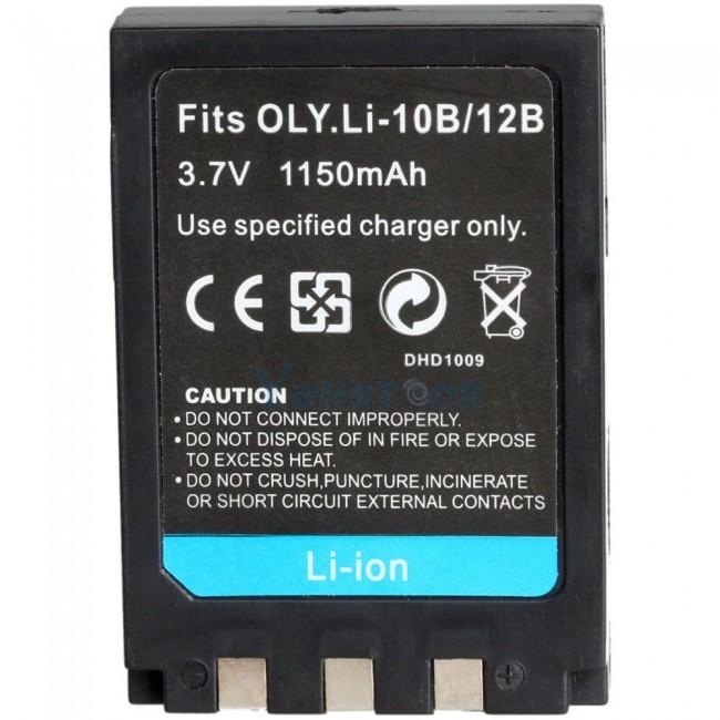 Digital Olympus Li-10b/12B 3.7V 1200mAh LiIon punjiva bater