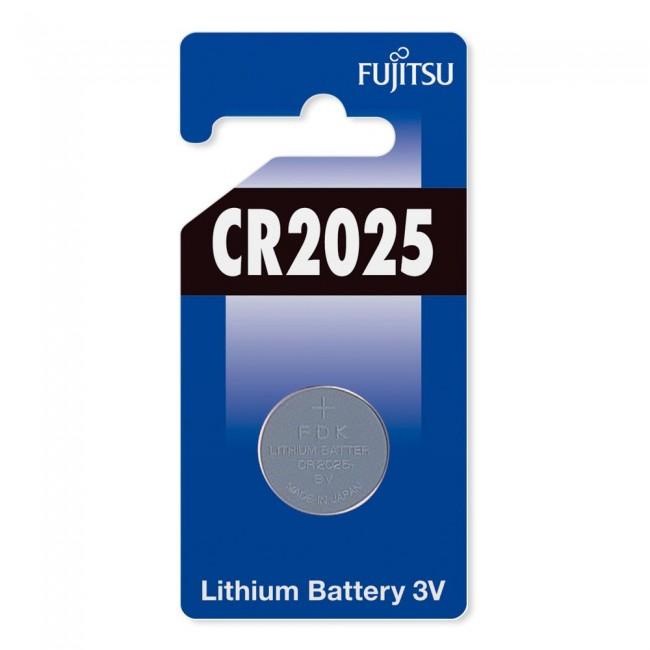 Fujitsu CR2025(1B) FJ 3V litijumska baterija