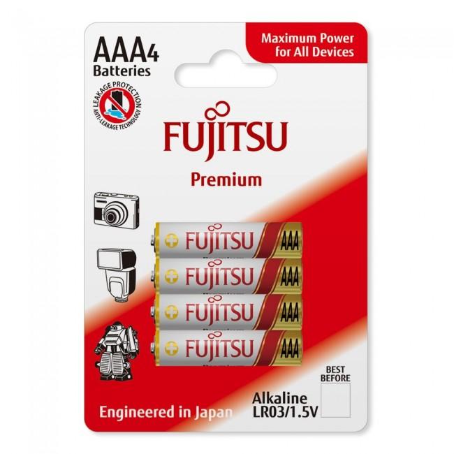 Fujitsu Premium LR03(4B) FP 1/4 1.5V alkalne baterije