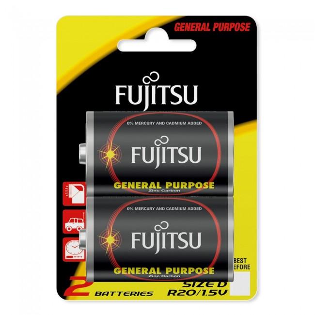 Fujitsu R20(2B) FJ 1/2 1.5V Cink-karbon baterija