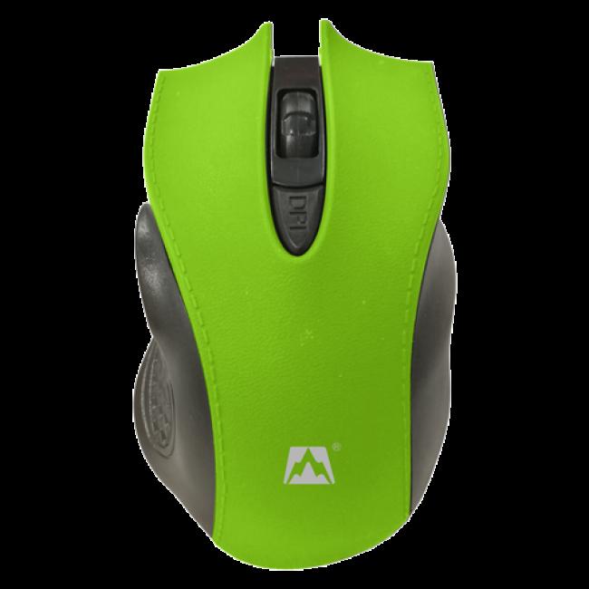 Jetion JT-DMS074 crno-zeleni bežični miš