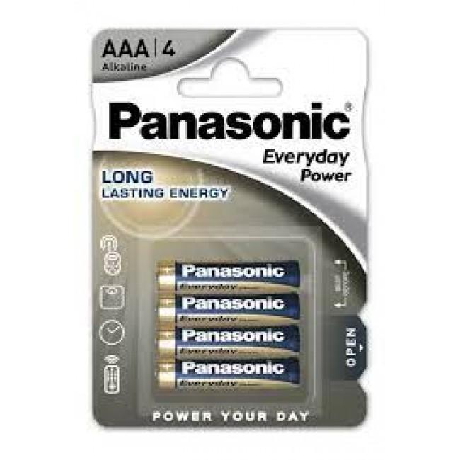 Panasonic Alkaline Power LR6 1/10 1.5V alkalna baterija