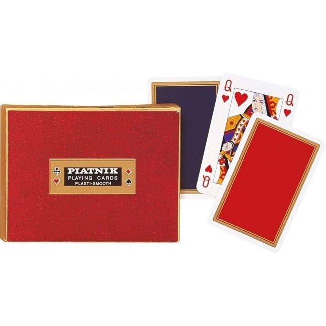 Piatnik karte Monogram de Luxe 2223
