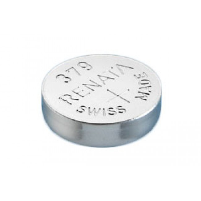 Renata 379/SR521 1.55V srebro oksid baterija