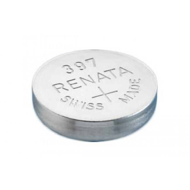 Renata 397/SR726/196/AG2 1,55V srebro oksid baterija