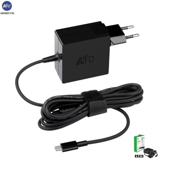 KFD Multi Q66 Type-C 65W adapter za laptop