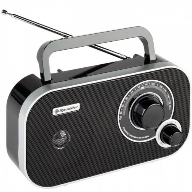 Roadstar TRA-2235/BK crni tranzistor