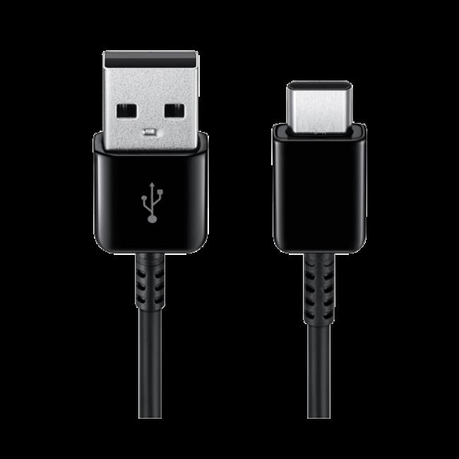 Samsung EP-DG930-IBE USB na USB Tip C crni kabel